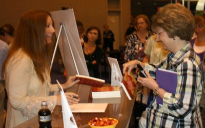 Christin Ditchfield Book Signing