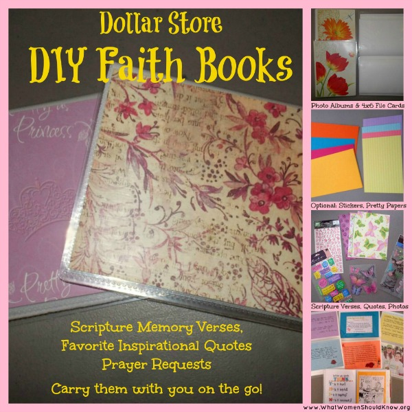 DIY Faith Book