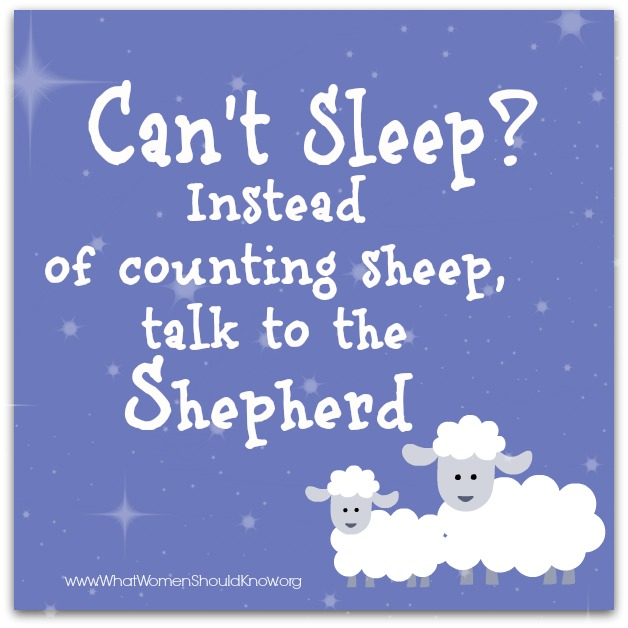 Talk to the Shepherd