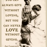 Amy Carmichael on Giving