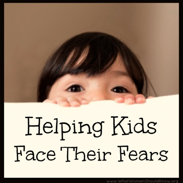 Helping Kids Face Their Fears