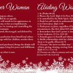 Super Woman vs. Abiding Woman CD