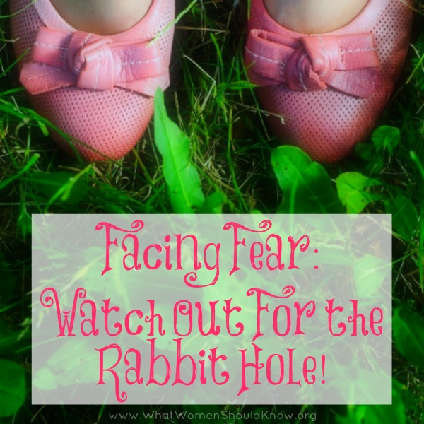 Watch Out For The Rabbit Hole