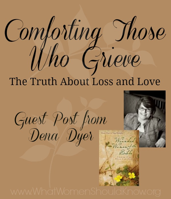Dena Dyer Guest Post