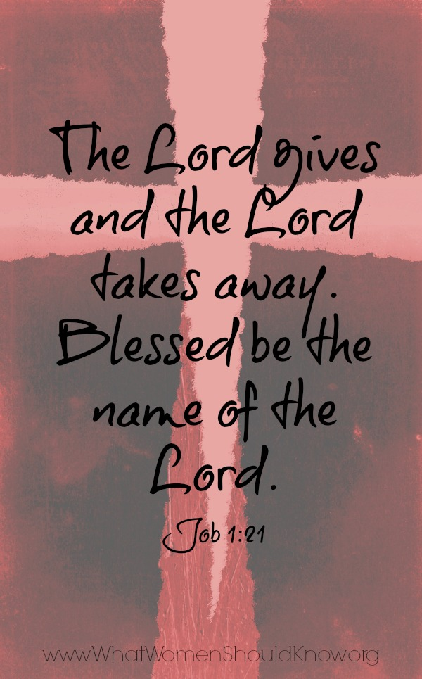 The Lord Gives
