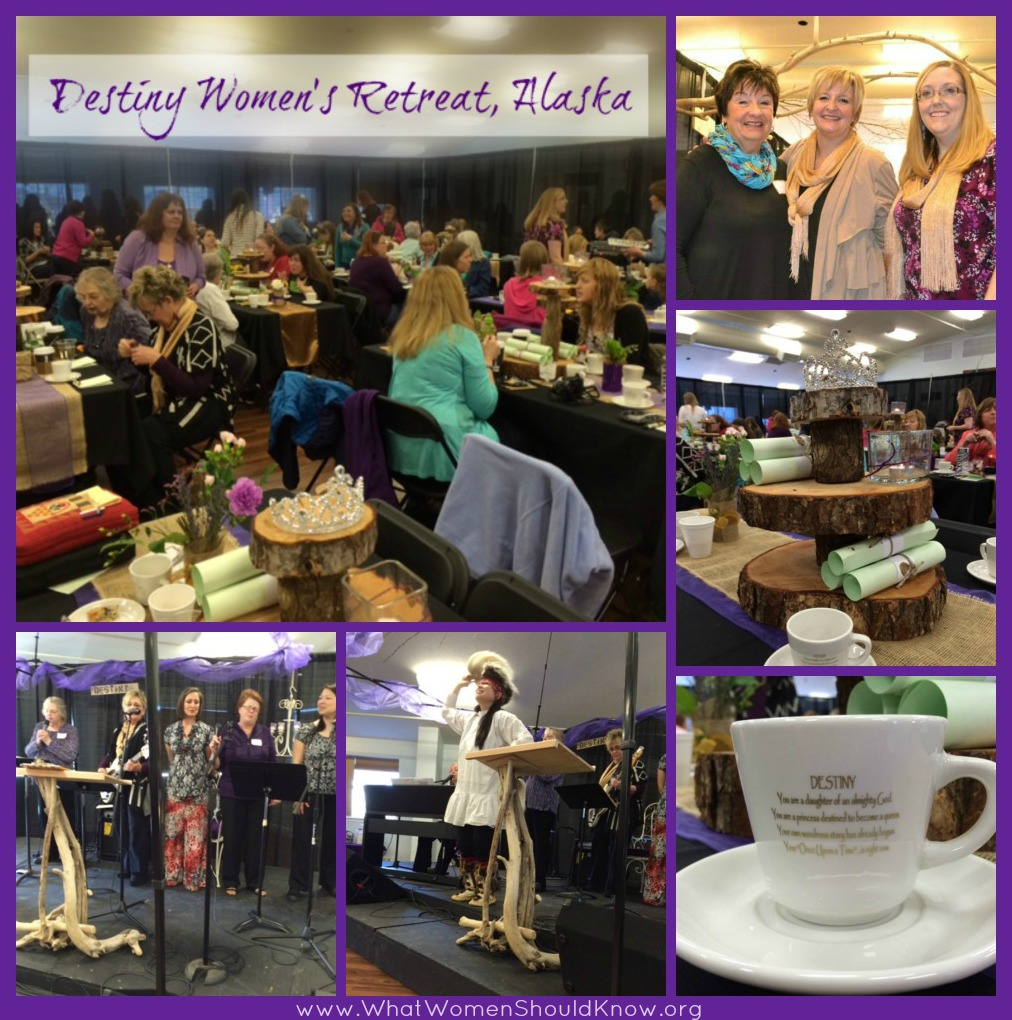 Destiny Womens Retreat