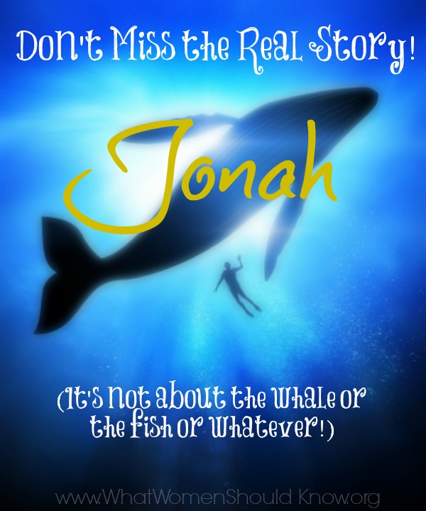 Jonah Don't Miss the Real Story
