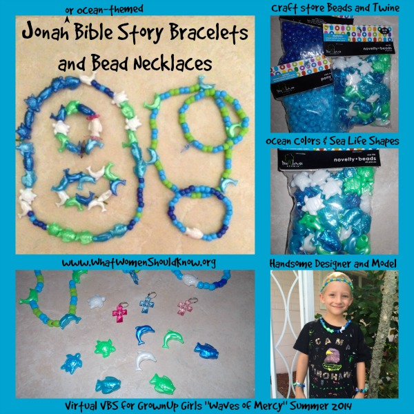 Jonah Bead Necklaces