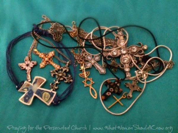Praying Crosses