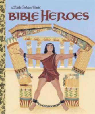 Little Golden Books Bible Heroes