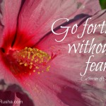 Go Forth Without Fear DeRusha