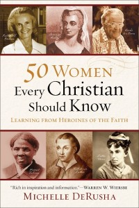 Michelle DeRusha 50 Women