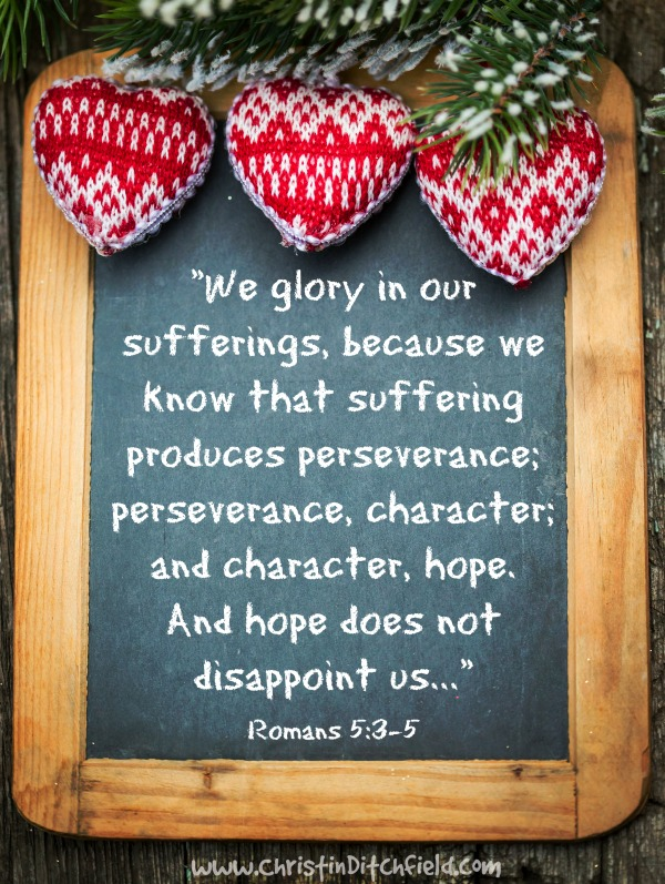 Hope Does Not Disappoint Us