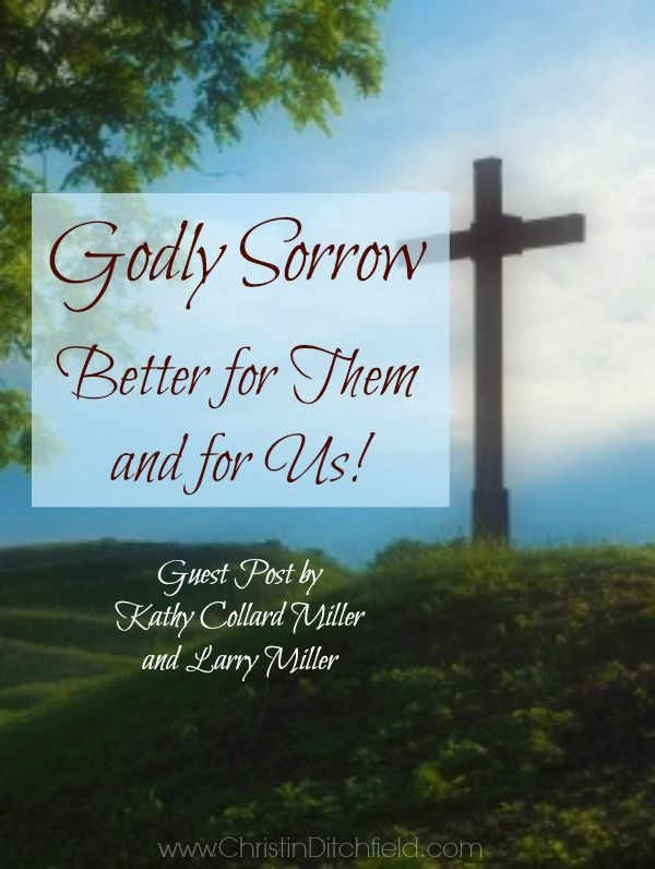 Godly Sorrow Miller Guest Post