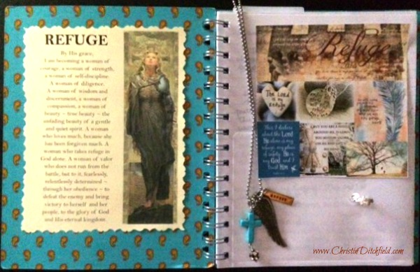 Refuge Journal