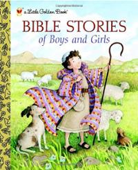 Little Golden Books Stories of Boys and Girls