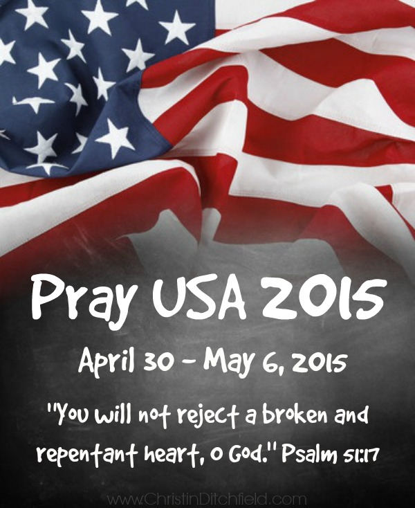 Pray USA 2015