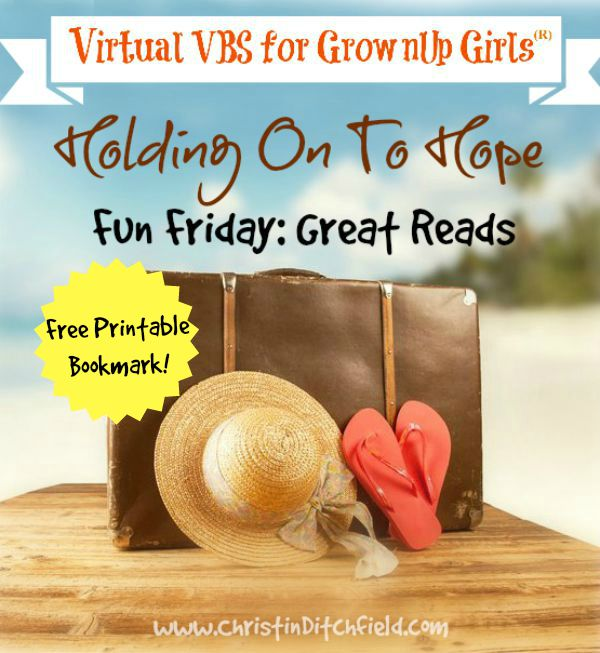 Fun Friday Great Reads