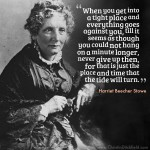 Hope Quote Harriet Beecher Stowe