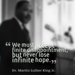 Hope Quote MLK Jr