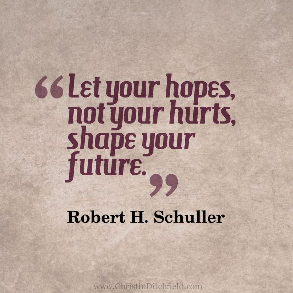 Hope Quote Robert Schuller