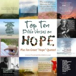 Tope Ten Bible Verses and Quotes on Hope