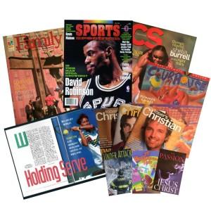 Christin's Magazine Articles