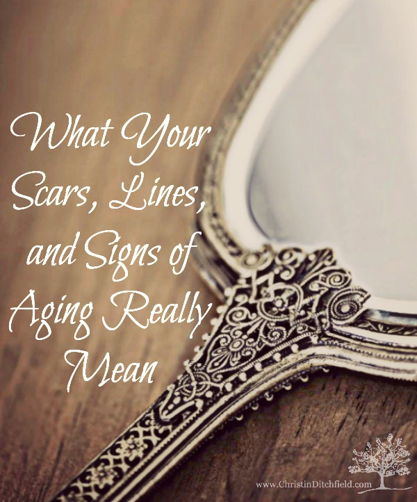 What Your Scars Really Mean