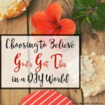 Choosing to Believe GGT