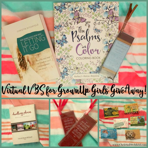 Virtual VBS Psalms Giveaway