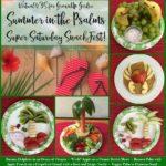 Virtual VBS Super Saturday Snackfest Beach Snacks