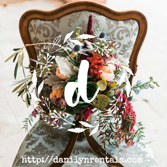 Danilyn Vintage Rentals ~ Wedding and Event Styling,  Sarasota, FL