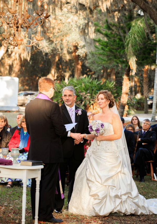 Christin Ditchfield Andrew Lazo Wedding Ceremony