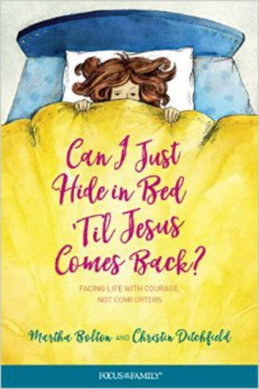 Can I Just Hide in Bed Til Jesus Comes Back?