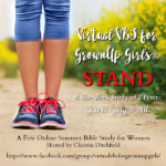 Virtual VBS for GrownUp Girls® 2017 Free online Bible study of 2 Peter hosted by Christin Ditchfield