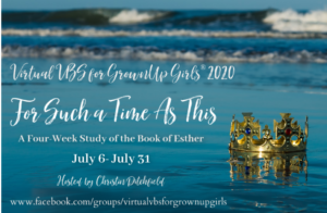 Virtual VBS for GrownUp Girls® 2020